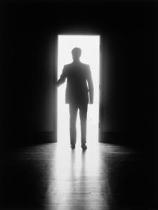 silhouette-in-doorway
